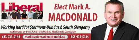 Vote Mark A MacDonald