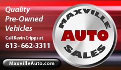 Maxville Auto Sales