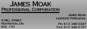 James Moak